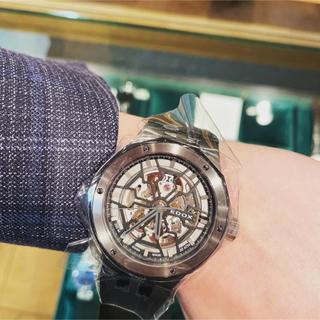 エドックス(EDOX)のEDOX(エドックス) DELFIN MECANO デルフィンメカノ (腕時計(アナログ))
