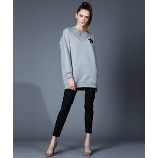 ダブルスタンダードクロージング(DOUBLE STANDARD CLOTHING)のDSC⭐裏起毛プルオーバー⭐(web限定) 美品(トレーナー/スウェット)