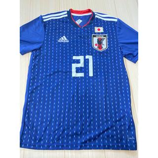 アディダス(adidas)の堂安律 日本代表ユニフォーム(スポーツ選手)