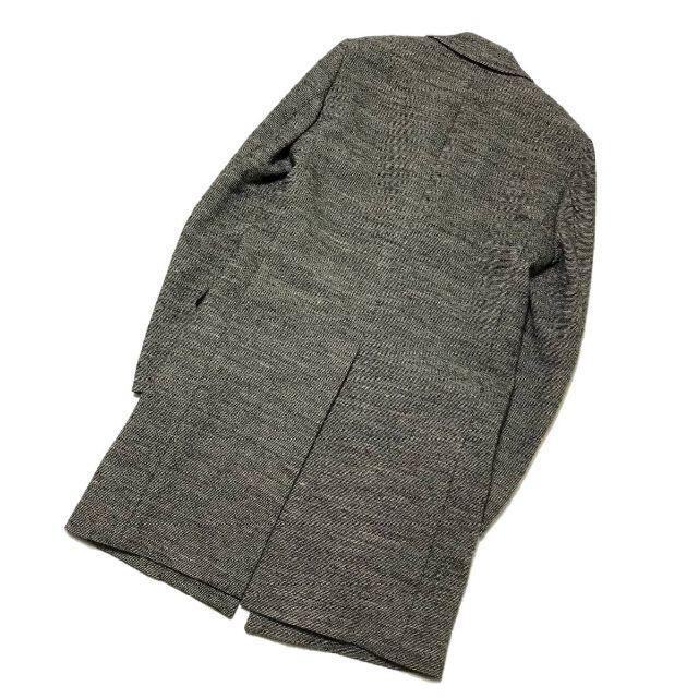 ATTACHIMENT(アタッチメント)の春秋最適 アタッチメント WOOL/HEMP/ALPACA チェスターコート 1 メンズのジャケット/アウター(チェスターコート)の商品写真