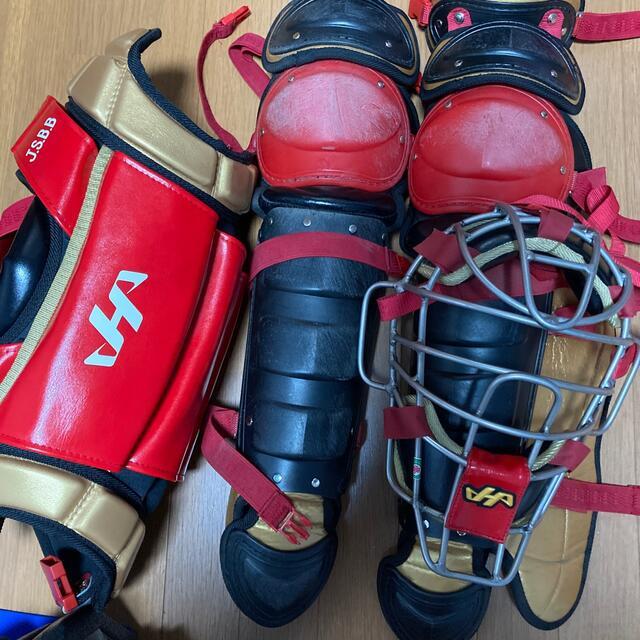HATAKEYAMA(ハタケヤマ)のTake-cさん専用 スポーツ/アウトドアの野球(防具)の商品写真