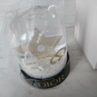 クリスチャンディオール(Christian Dior)のスノードームディオール新品(ノベルティグッズ)