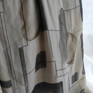 オータ(ohta)のオオタ 巻きスカート   即興  好奇心の小部屋(ロングスカート)