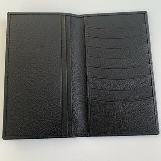 [新品]ETTINGER / ブライドルレザー 2つ折りロングウォレット