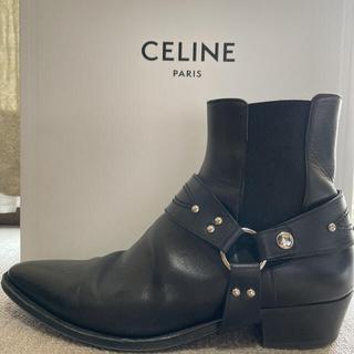 celine - セリーヌ 20aw リングブーツ レザー 正規品 新品