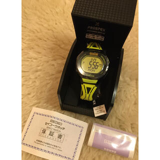 セイコー(SEIKO)の【新品未使用】セイコー SEIKO プロスペックス PROSPEX(腕時計(デジタル))