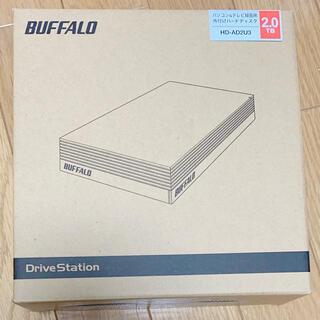 Buffalo - BUFFALO パソコン&テレビ録画用外付けハードディスク