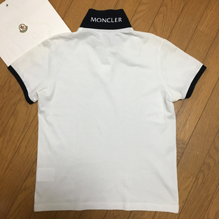 MONCLER - 【美品】モンクレール ポロシャツS  正規品