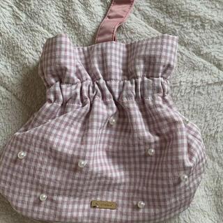 メゾンドフルール(Maison de FLEUR)のメゾンドフルール バッグ 巾着(ハンドバッグ)