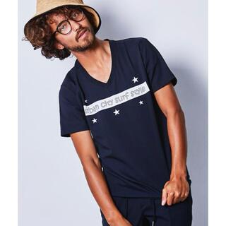 エイケイエム(AKM)のダボロ  Tシャツ V  daboro(Tシャツ/カットソー(半袖/袖なし))