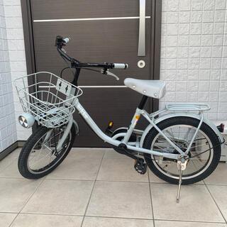 ブリヂストン(BRIDGESTONE)のミギー様専用☆BRIDGESTONE bikke 16インチ(自転車)