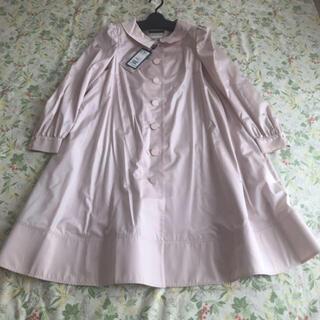 ルネ(René)のRene ルネ スプリングコート32♡フォクシー 好きな方 桜ピンク 未使用品(スプリングコート)