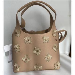 スコットクラブ(SCOT CLUB)のHALIN お花装飾がとっても素敵な2wayバッグです♡(ハンドバッグ)