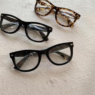 TOM FORD - 伊達眼鏡 だてめがね メガネ ブラック