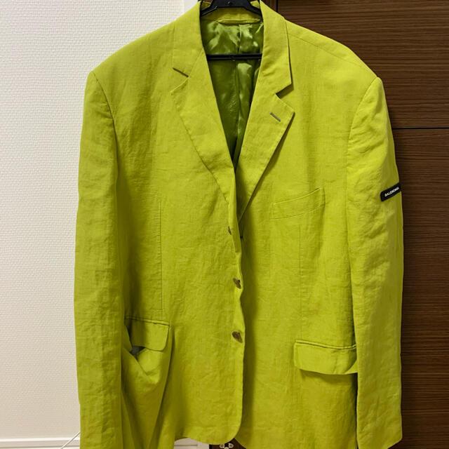 Balenciaga(バレンシアガ)のBalenciaga 18SS テーラードジャケット メンズのジャケット/アウター(テーラードジャケット)の商品写真