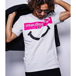 エイケイエム(AKM)のダボロ  スマイル Tシャツ daboro(Tシャツ/カットソー(半袖/袖なし))