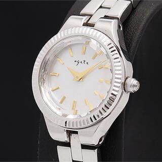 アガット(agete)の【KS様専用】agete アガット レディース ウォッチ 腕時計(腕時計)