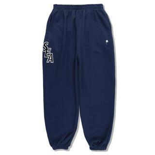 シー(SEA)の【XLサイズ】 sweat pants スウェット パンツ ネイビー 紺色(その他)
