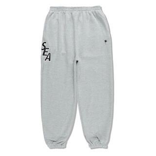シー(SEA)の【Mサイズ】 sweat pants スウェット パンツ グレー 灰色 gray(その他)