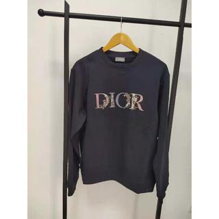 Dior - DIOR(ディオール) メンズ ロゴ入りフード付きスウェットシャツ