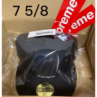 シュプリーム(Supreme)のSupreme Reverse Box Logo New Era Navy(キャップ)