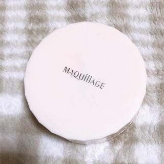 MAQuillAGE - マキアージュ(MAQUILLAGE)ドラマティックルースパウダー