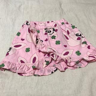 HYSTERIC MINI - ヒステリック★スカート100cm ウサギ