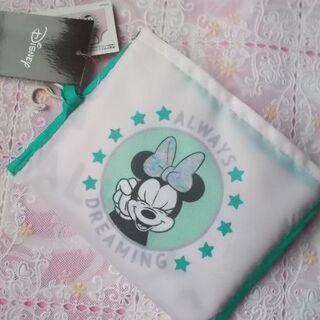 ミッキーマウス - ミニーマウスDisneyエコバッグ