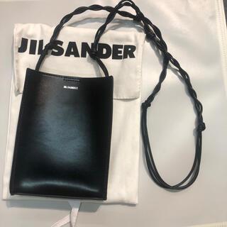 ジルサンダー(Jil Sander)のジルサンダー タングル ブラック ショルダーバッグ(ショルダーバッグ)