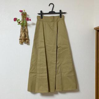【値引】she tokyo しーとうきょう スカート 36 新品(ロングスカート)
