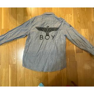 ボーイロンドン(Boy London)のBOYシャツ(シャツ)