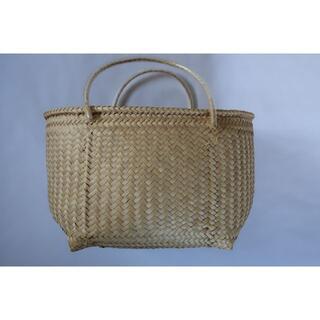 ドゥロワー(Drawer)のdosa oaxacan palm basket オアハカパームバスケット かご(かごバッグ/ストローバッグ)