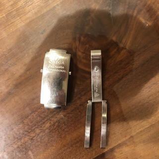 オメガ(OMEGA)のジャンク品 オメガシーマスター中留 送料込(金属ベルト)