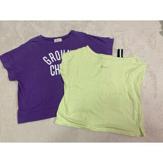 レピピアルマリオ(repipi armario)のサイズS  レピピTシャツ(Tシャツ/カットソー(半袖/袖なし))