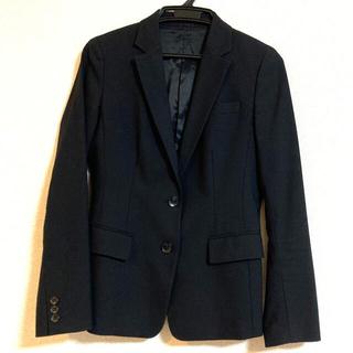 ユニクロ(UNIQLO)の【美品】ジャケット レディース ユニクロ Sサイズ(テーラードジャケット)