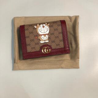 グッチ(Gucci)のDORAEMON x GUCCI 折財布 (財布)