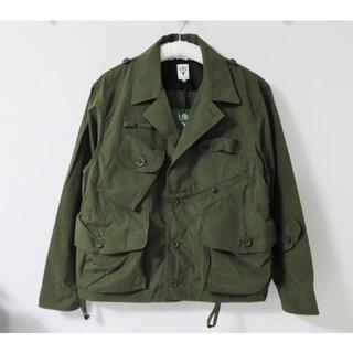 エスツーダブルエイト(S2W8)の定価4.6万 South2 West8 Tenkara Shirt オリーブ S(その他)