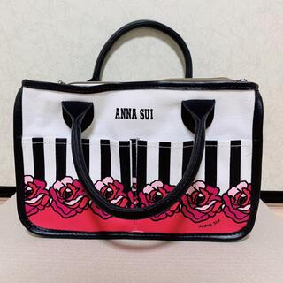 アナスイ(ANNA SUI)の【新品】ANNA SUI ROSE PARTY インテリアトート&ポーチ(トートバッグ)