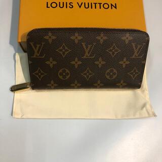ルイヴィトン(LOUIS VUITTON)のルイヴィトン モノグラム 長財布 ジッピーウォレット(財布)