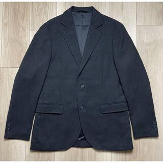 ムジルシリョウヒン(MUJI (無印良品))の無印良品テーラードジャケットチャコールグレーサイズM着回しの効く逸品(テーラードジャケット)