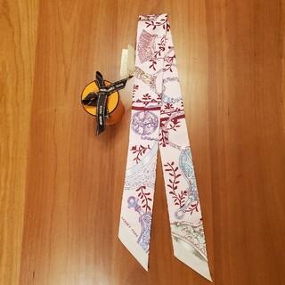 エルメス(Hermes)のHERMES ツイリー 鎧リミックス(バンダナ/スカーフ)