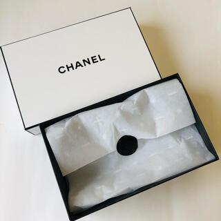 シャネル(CHANEL)のCHANEL シャネル ギフトボックス コスメ 箱(ラッピング/包装)