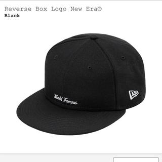 シュプリーム(Supreme)のSupreme Reverse Box Logo New Era  (キャップ)