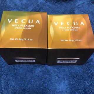 VECUA - 新品未使用 ベキュア  ホーリープレジャー 34g 保湿クリーム 2点セット