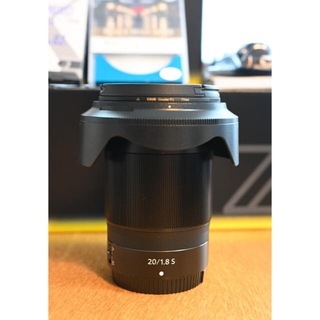 Nikon - 【未使用に近い】Nikkor Z 20mm F/1.8 S