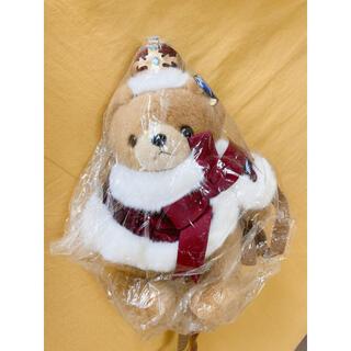 british bearぬいぐるみポーチ crown bear