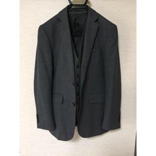 スーツカンパニー(THE SUIT COMPANY)のスーツカンパニー 165 6ドロップ グレー(セットアップ)