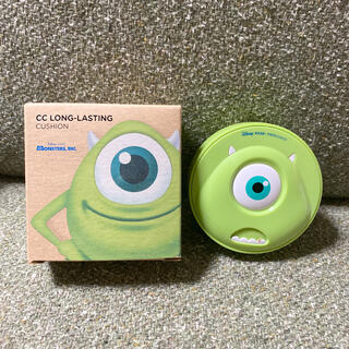 THE FACE SHOP - 【THE FACE SHOP】CC LONGLASTING  CUSHION