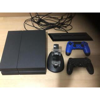 プレイステーション4(PlayStation4)のPS4 CUH-1200 ブラック 本体(家庭用ゲーム機本体)