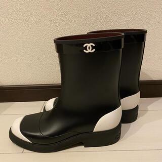 シャネル(CHANEL)のCHANEL シャネル レインブーツ(レインブーツ/長靴)